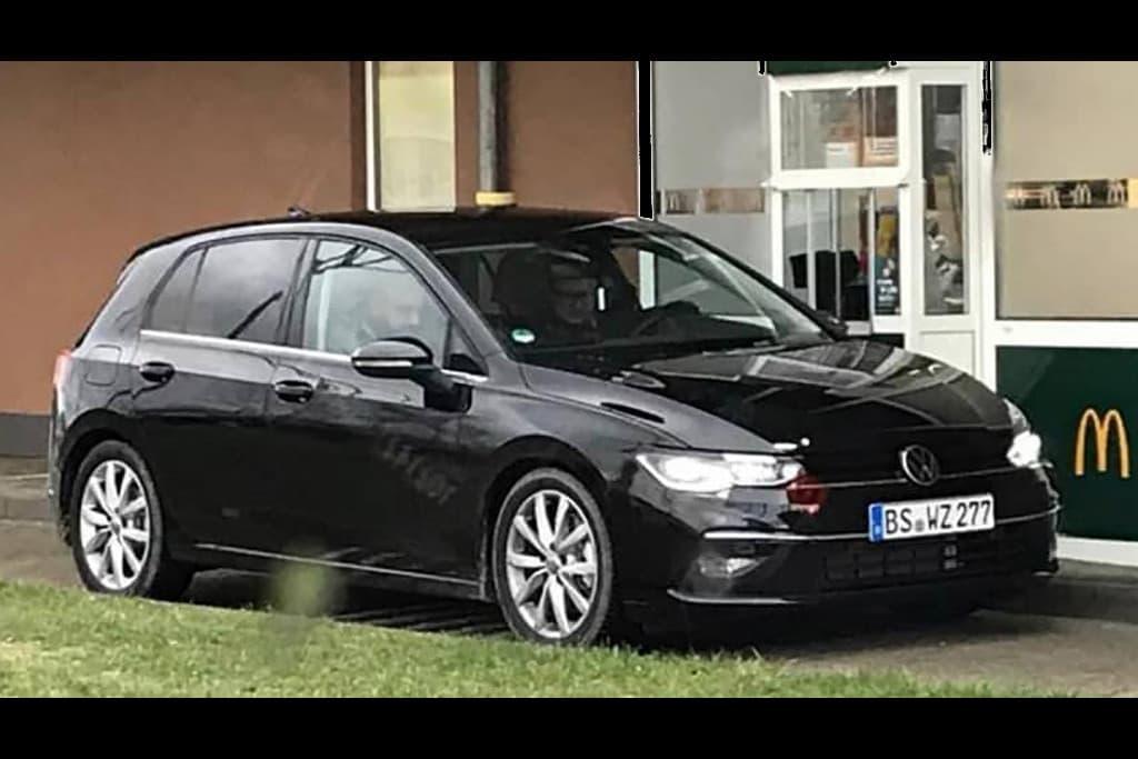 Volkswagen Golf Mk8 I