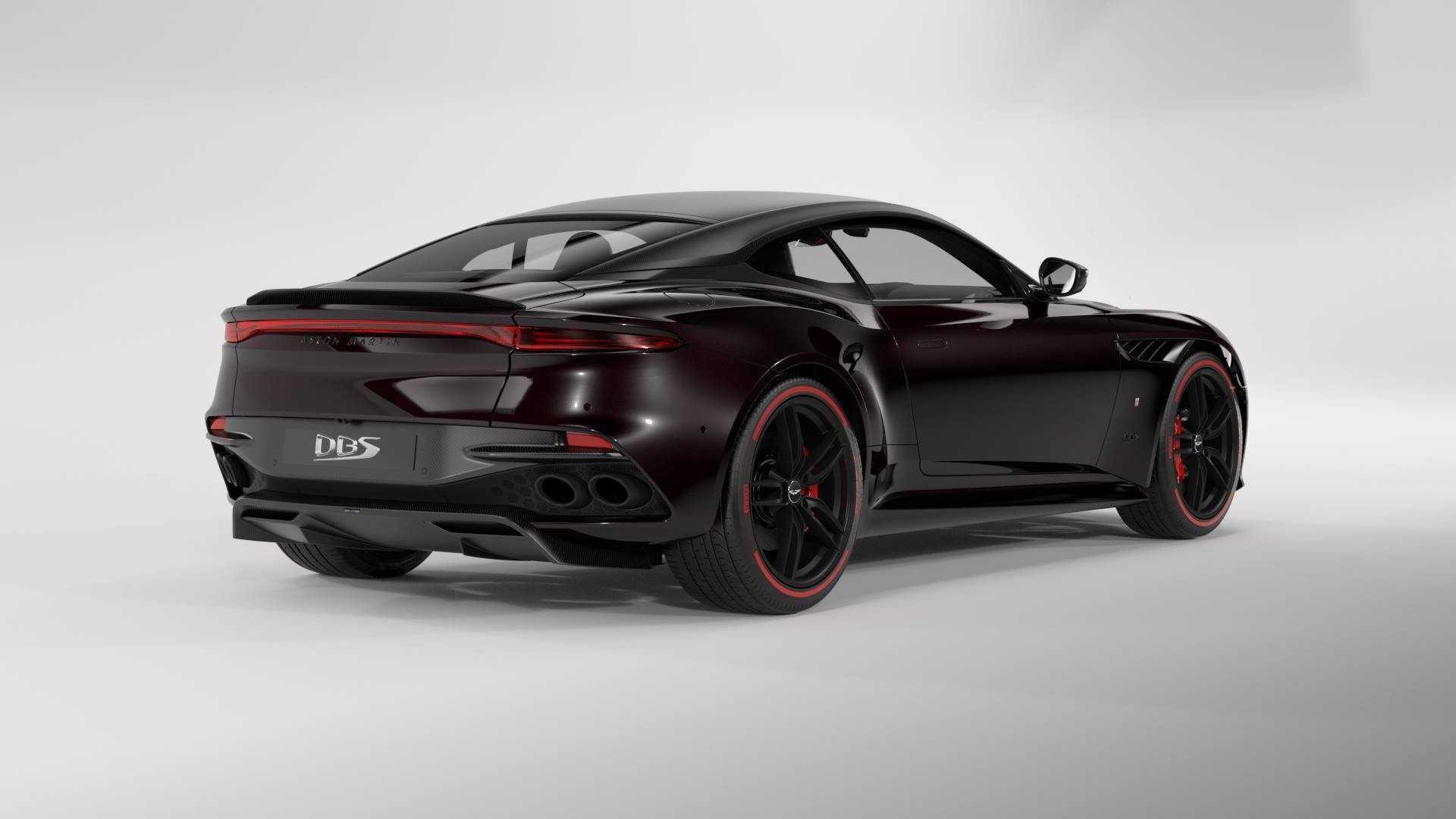 Aston Martin Tag Heuer Reveal Limited Run Dbs Superleggera 2