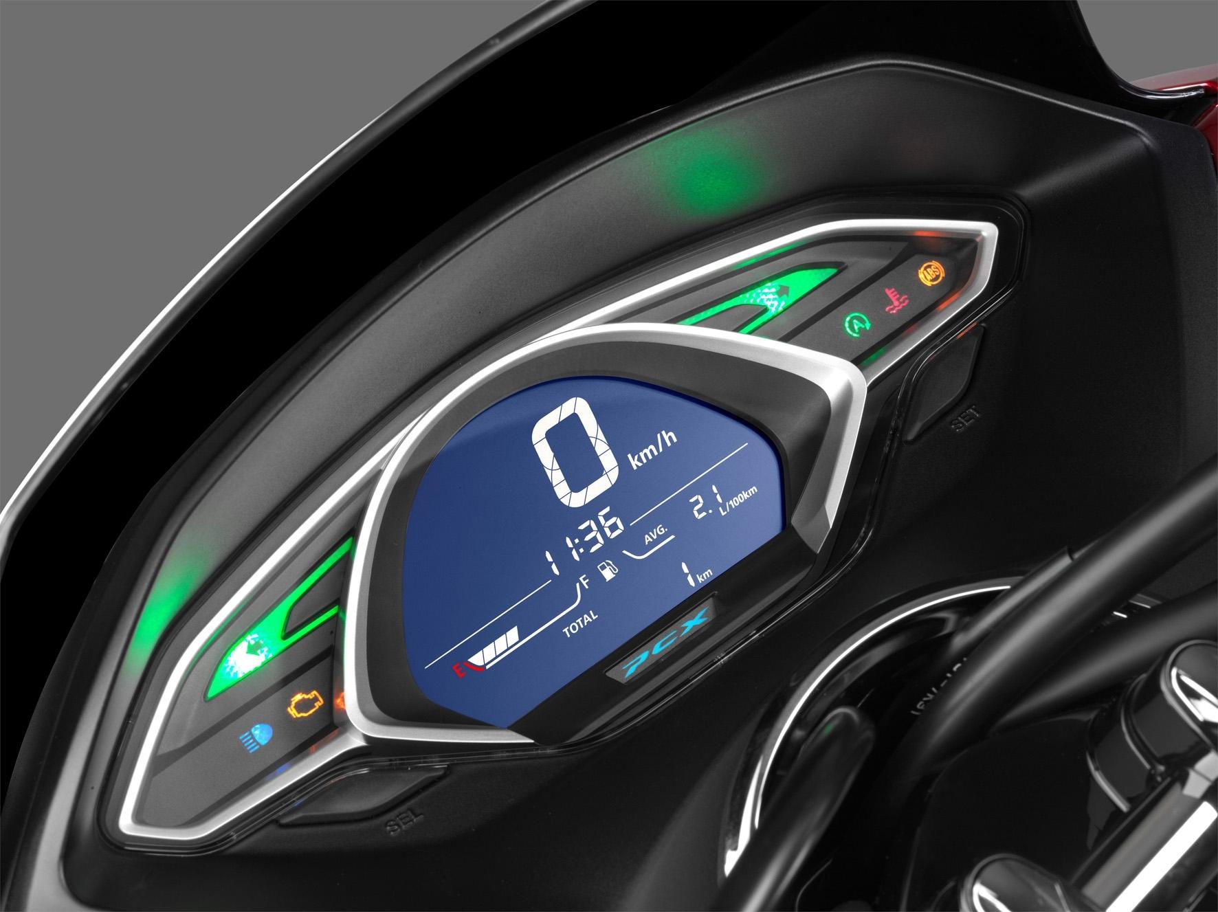 Honda PCX 2019