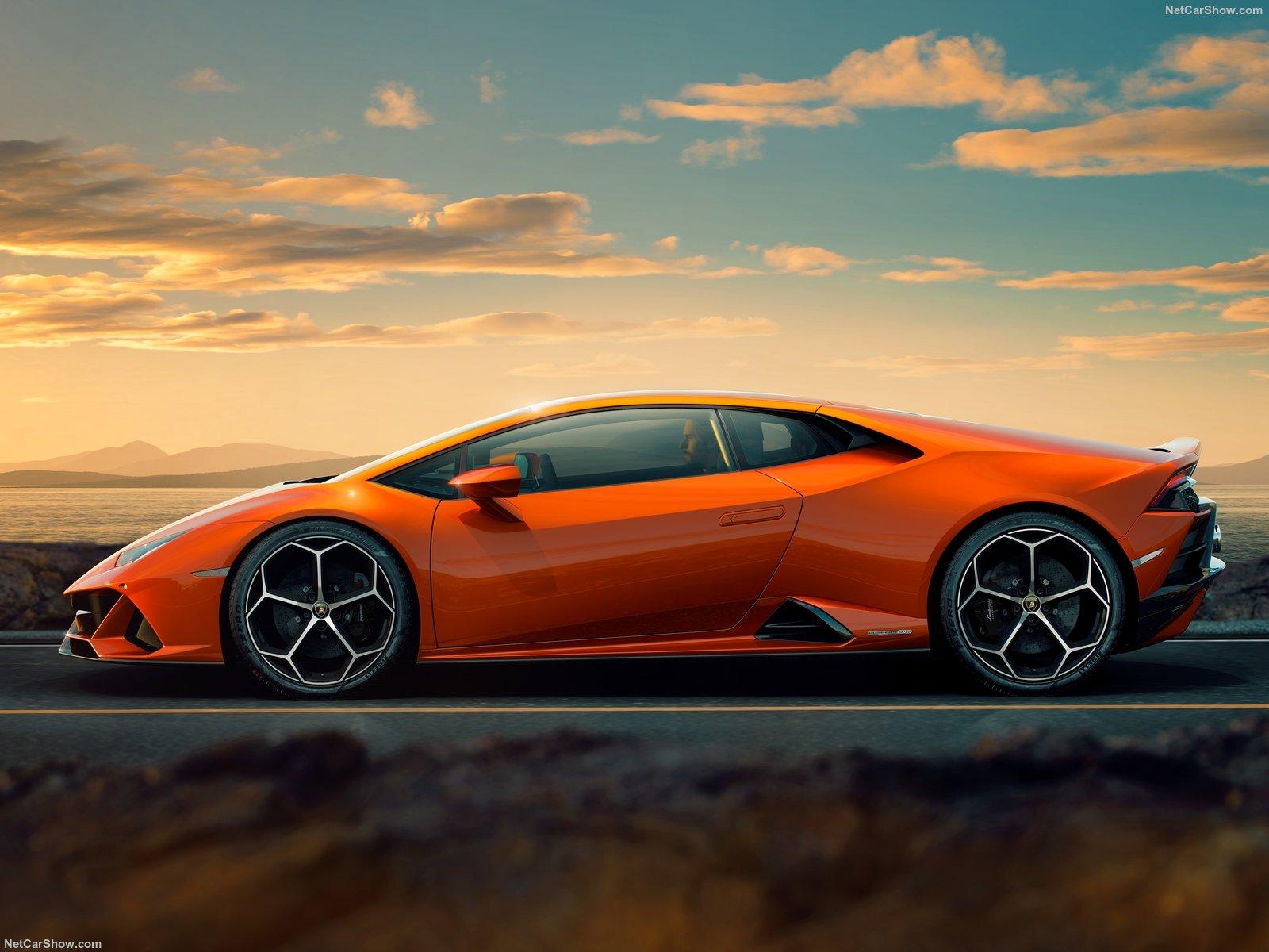 Lamborghini Huracan Evo tem 639 cv de potência