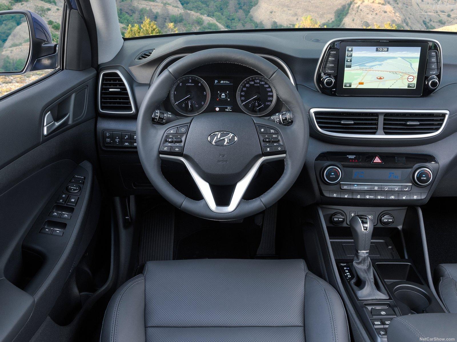 Hyundai Tucson Eu Version 2019 1600 26
