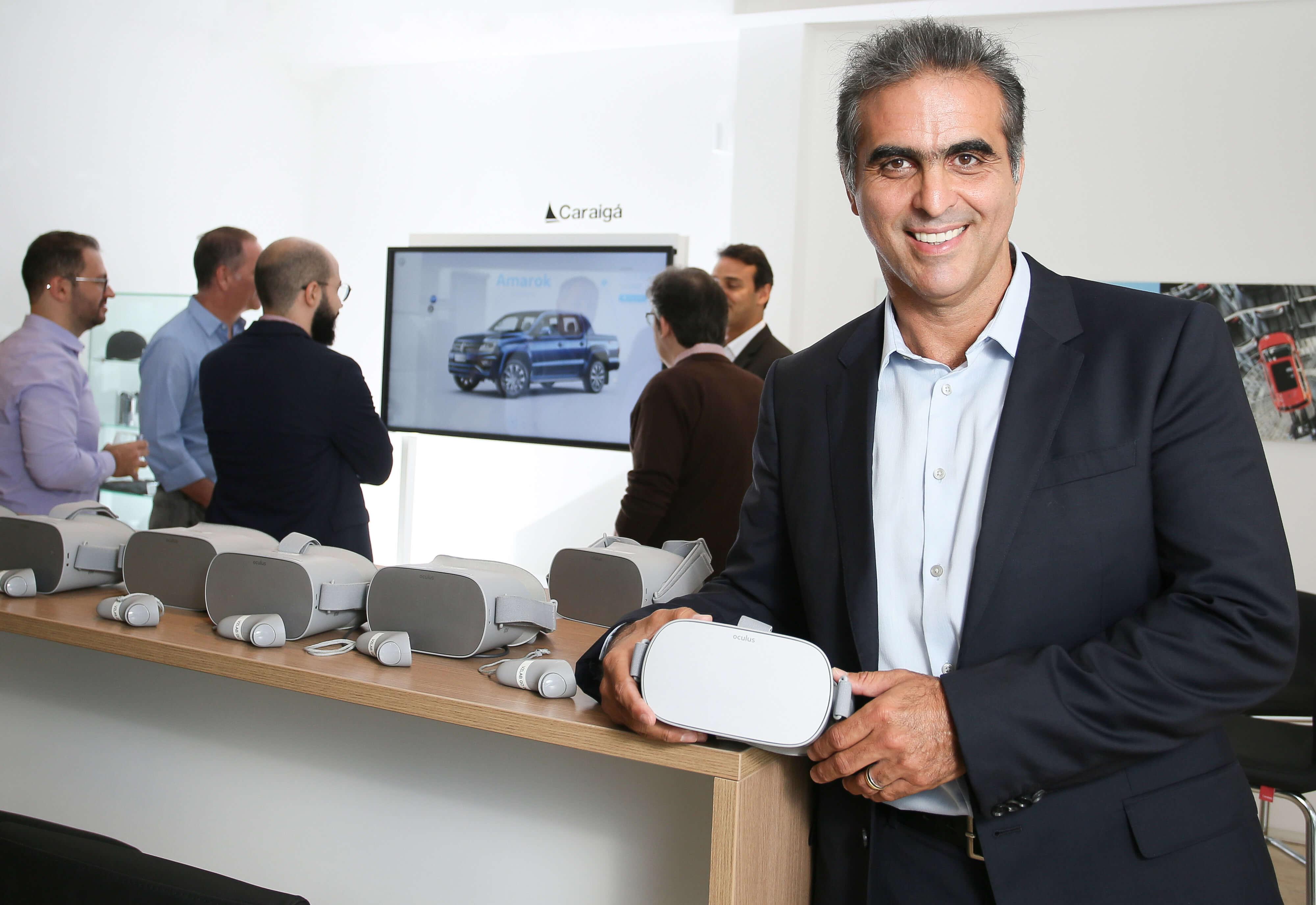 Pablo Di SI, presidente e CEO da Volkswagen América Latina