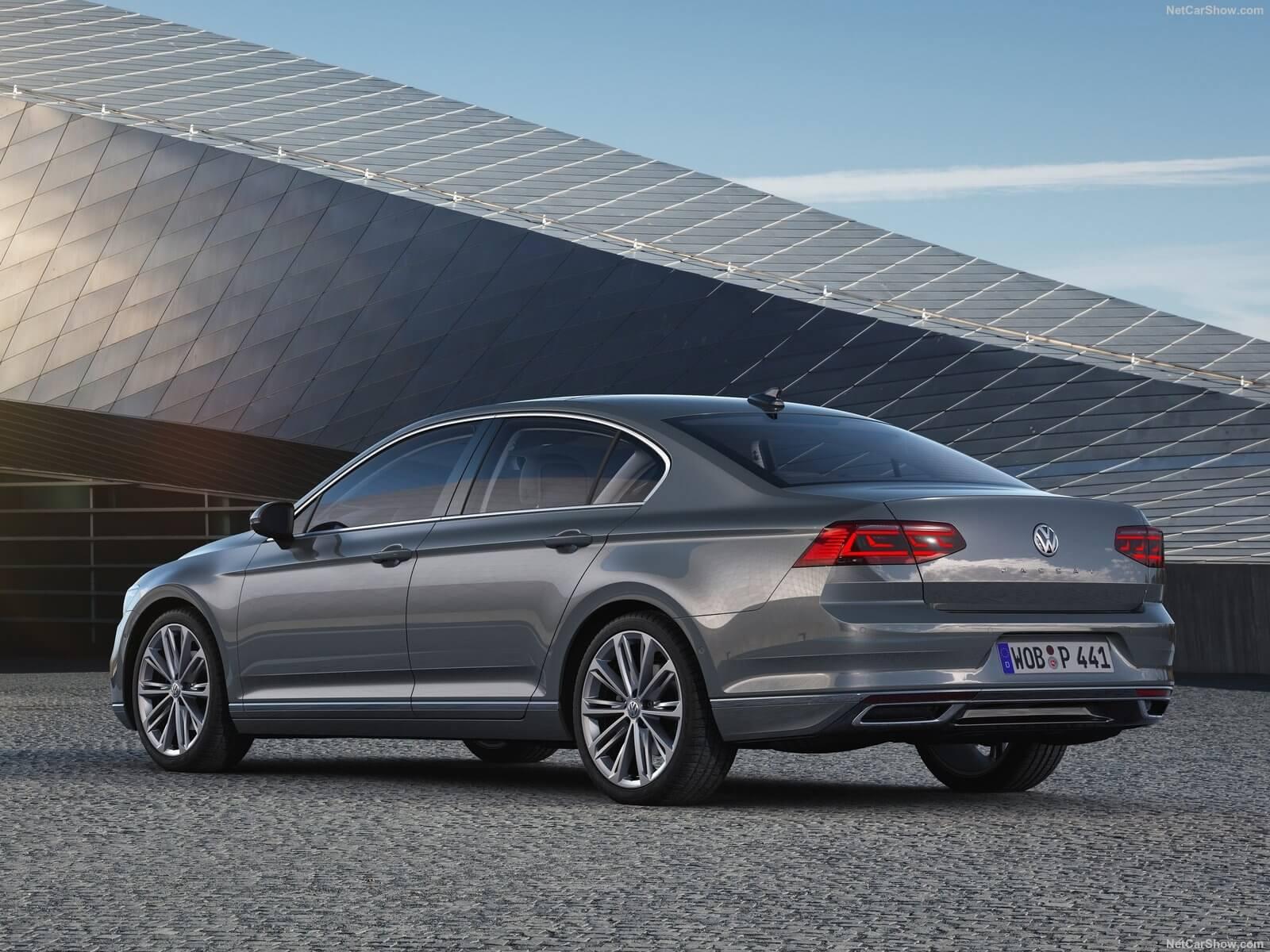 Volkswagen Passat 2020 1600 05