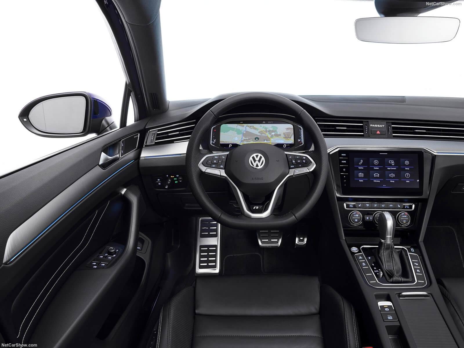 Volkswagen Passat agora tem tecnologias semiautônomas de condução