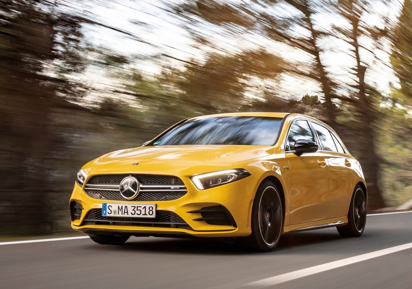 Mercedes Amg A 35 4matic 71