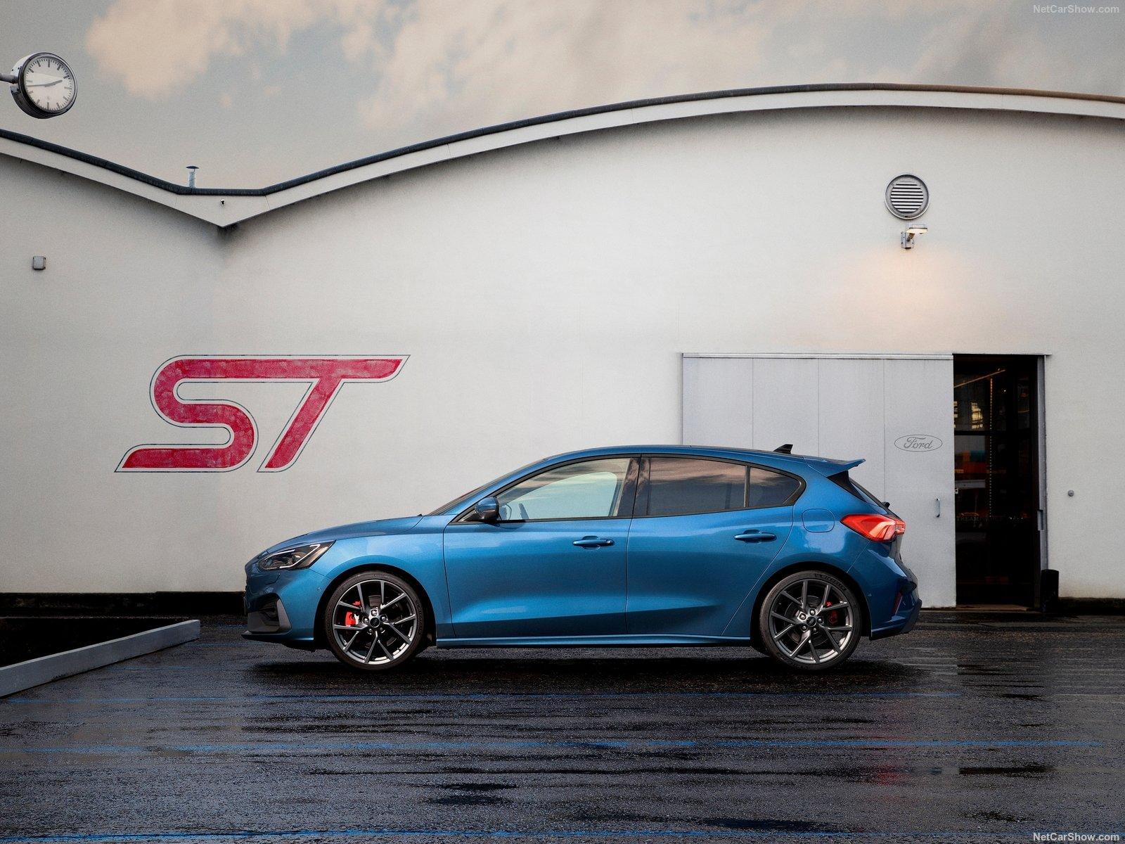 De acordo com a <strong>Ford</strong>, o ST vai de 0 a 100 km/h em 6 segundos