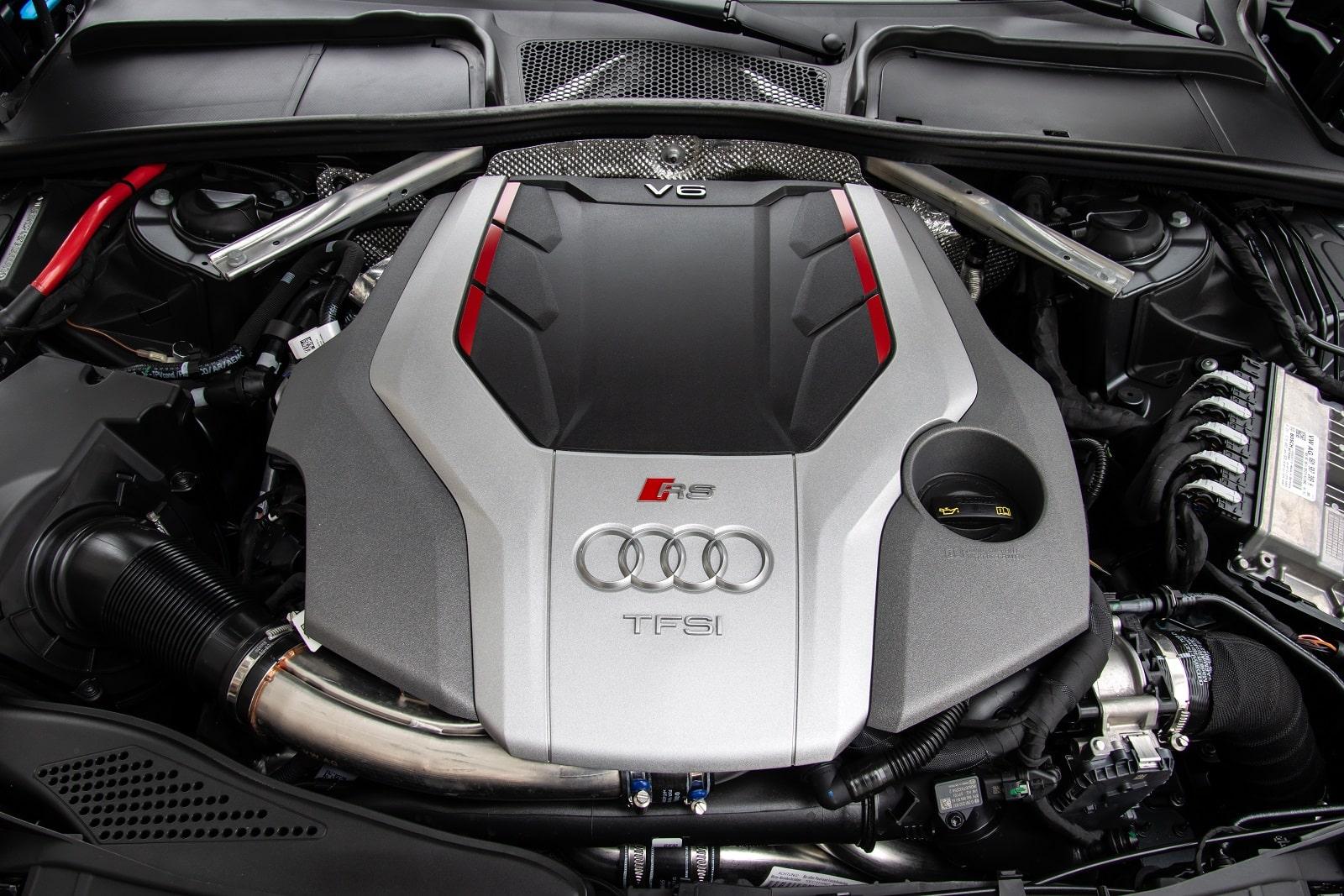 Audi Rs 4 Avant 22 Min
