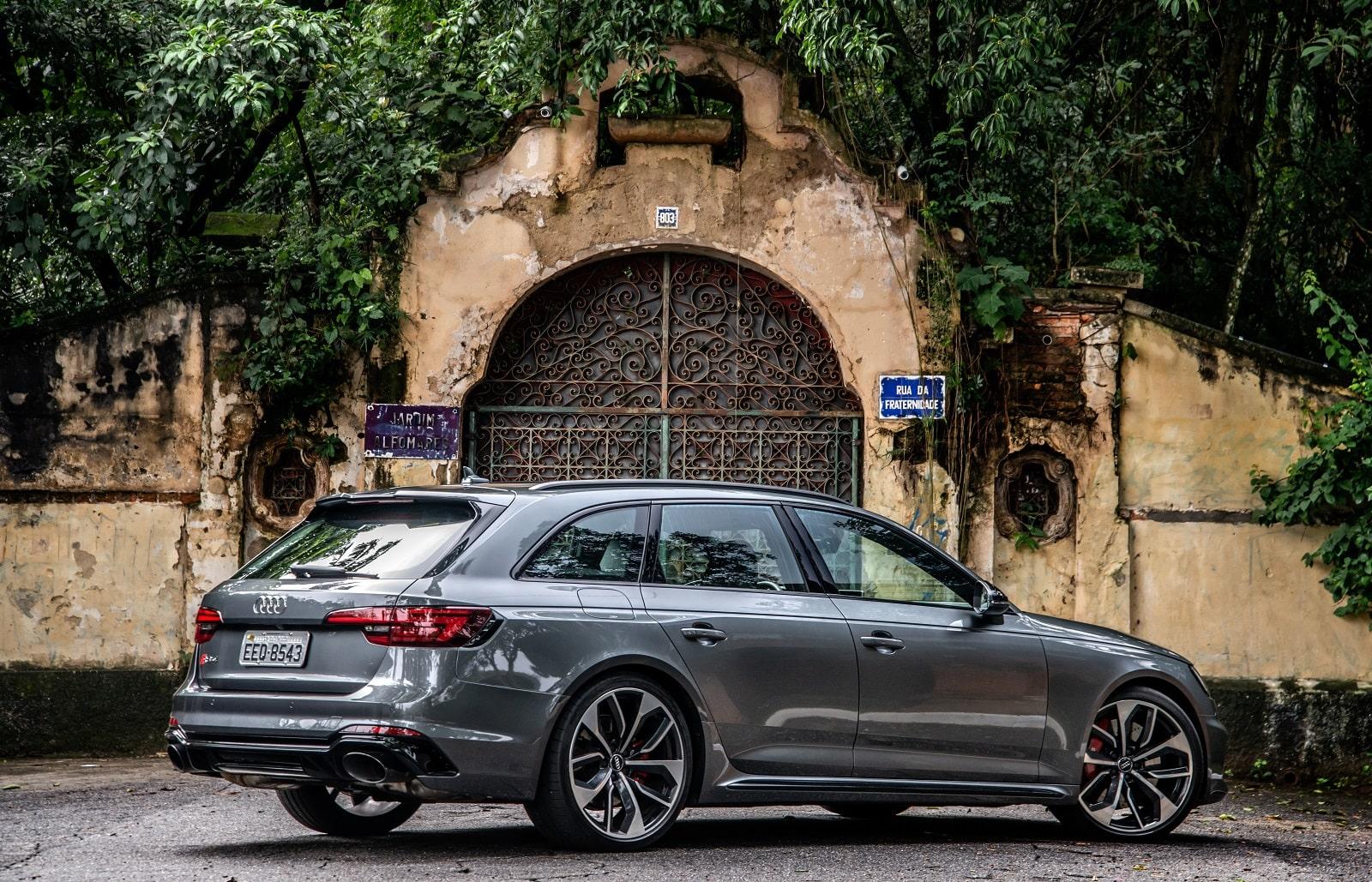 Audi Rs 4 Avant Min