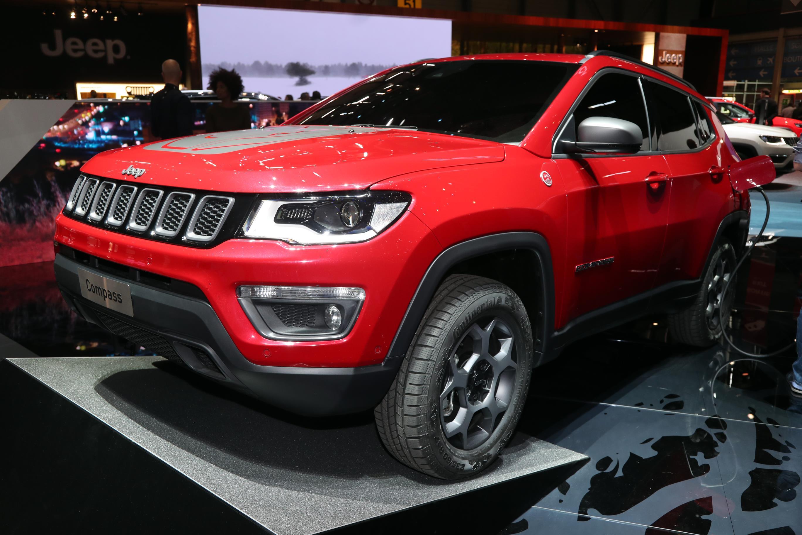 Jeep Renegade Híbrido Plkug-in