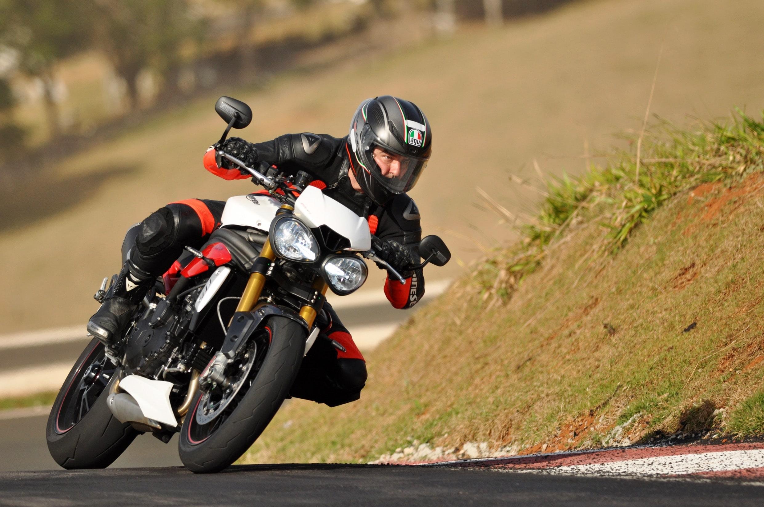 Triumph Speed Tripler