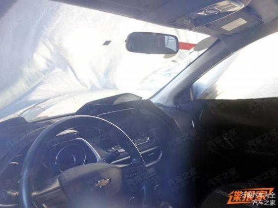 Novo Chevrolet Tracker 561x420