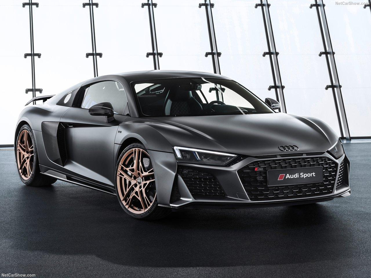Audi R8 V10 pode ter nova geração híbrida