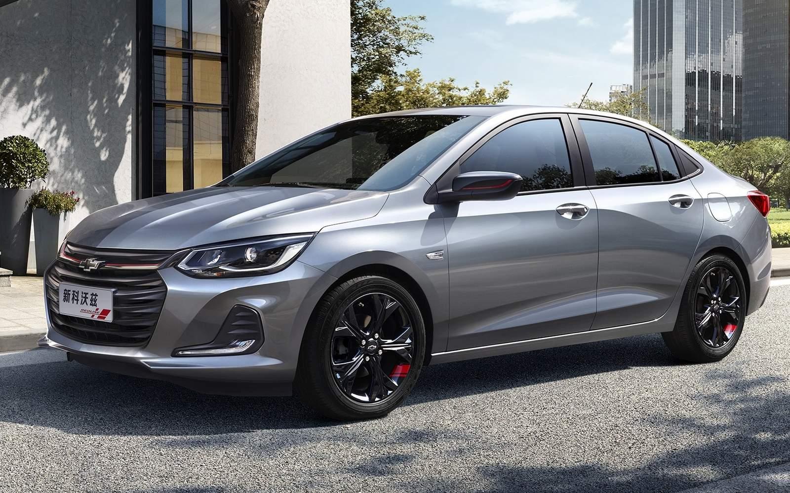 Novo Chevrolet Onix Sedan 2020