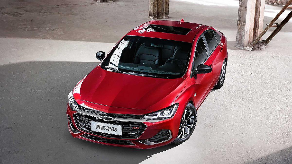 Novo Chevrolet Monza