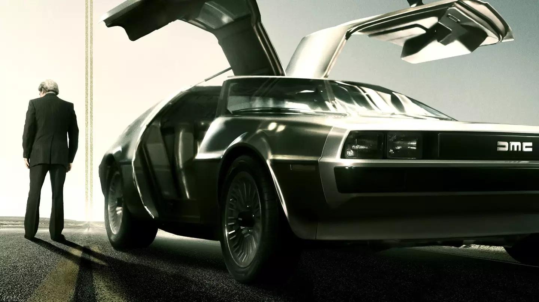 DeLorean Filme
