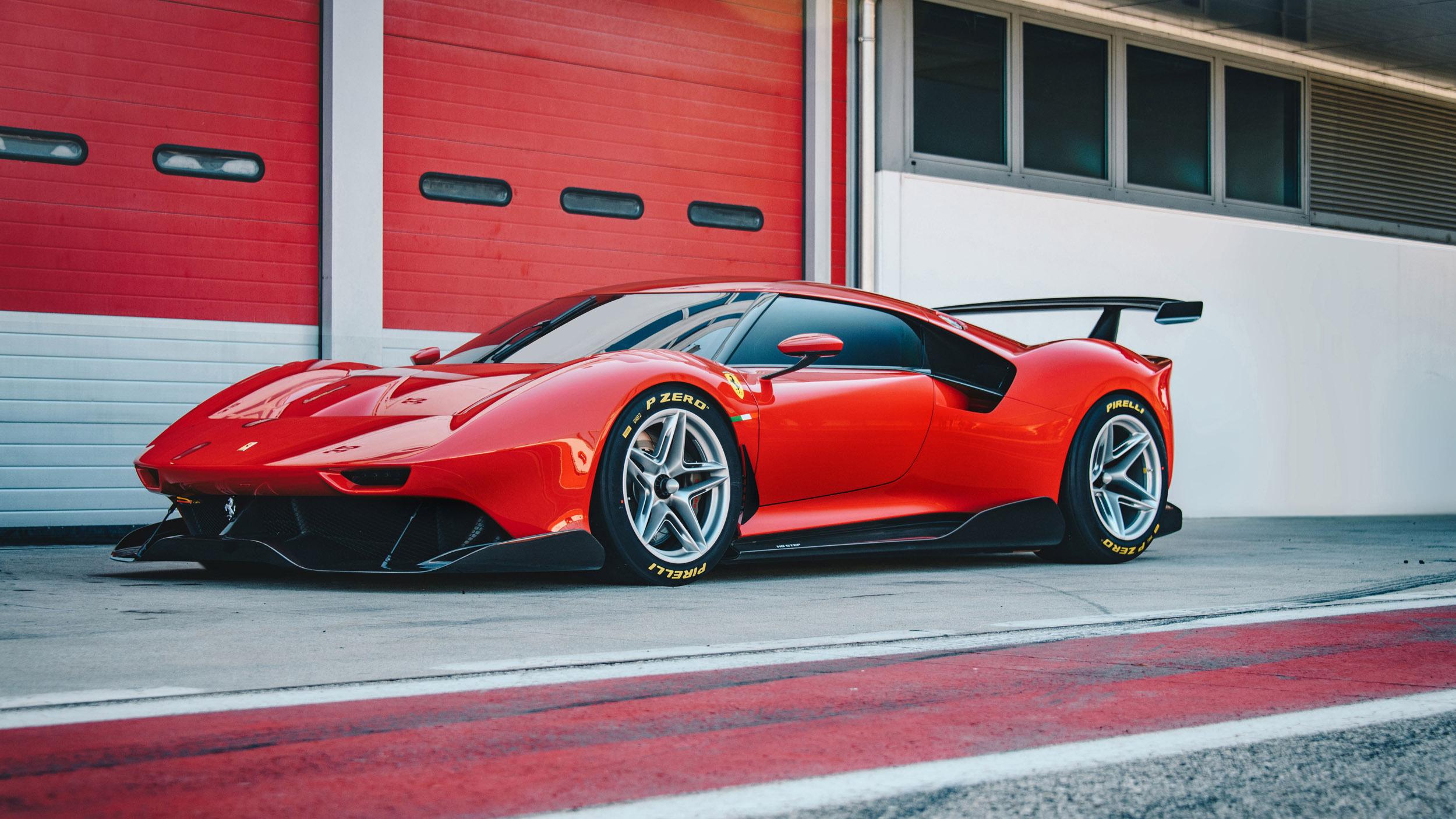 Ferrari P80 C 1 2