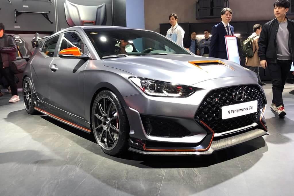 Hyundai Vesloster N Perfomance