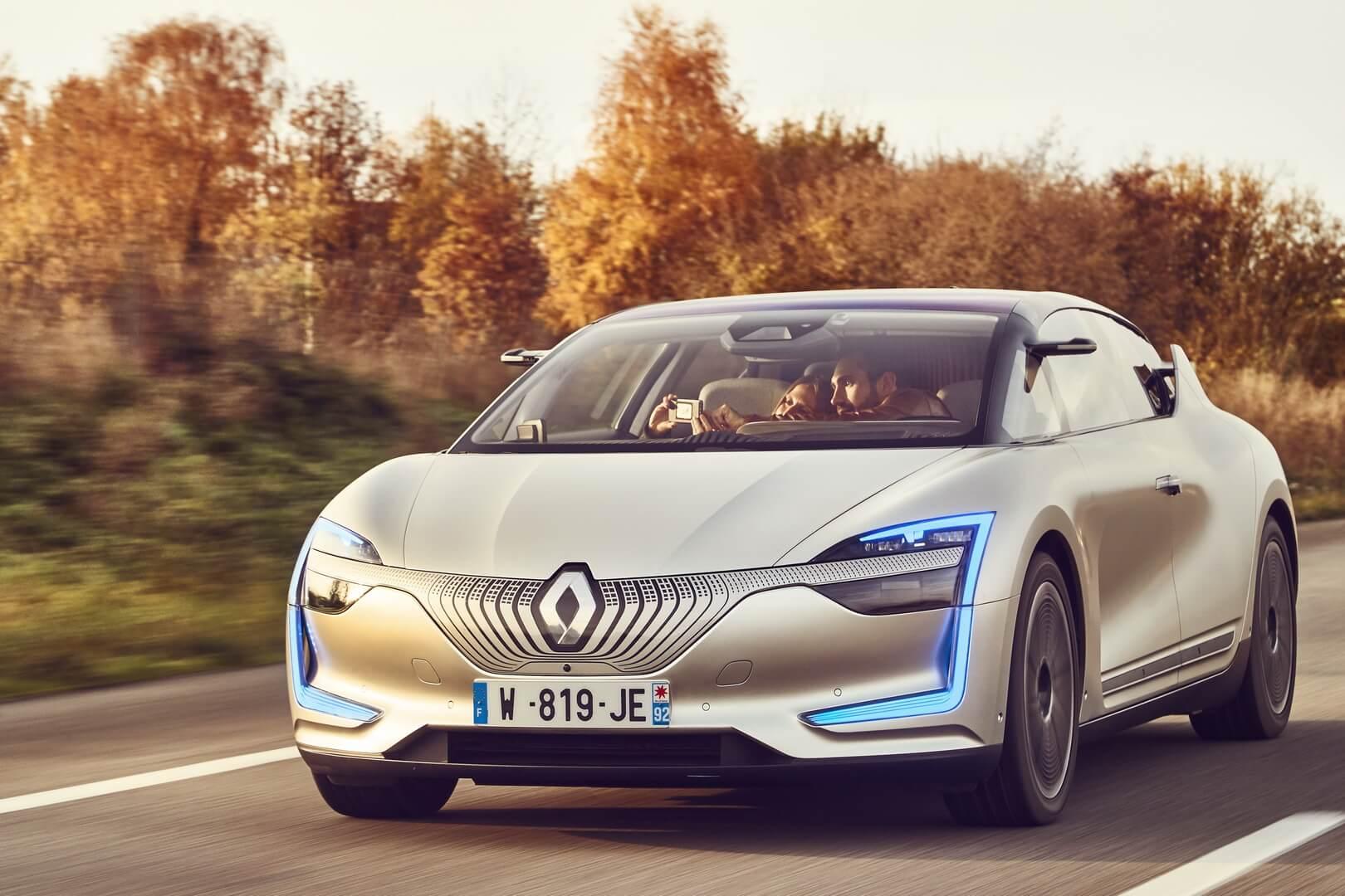 Renault Symbioz Prototype