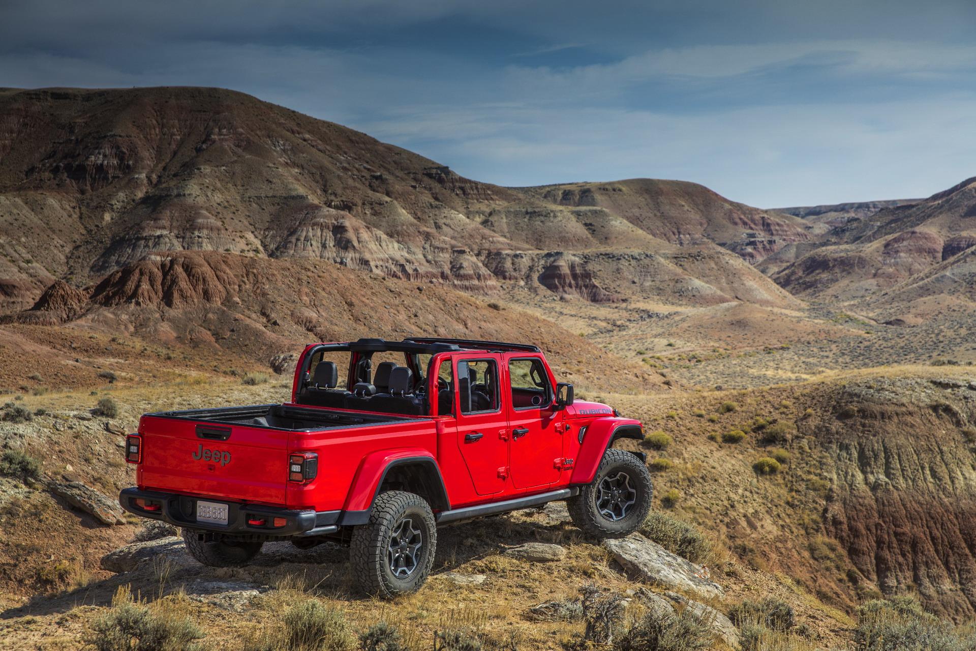 91cd5a45 2020 Jeep Gladiator Truck 44