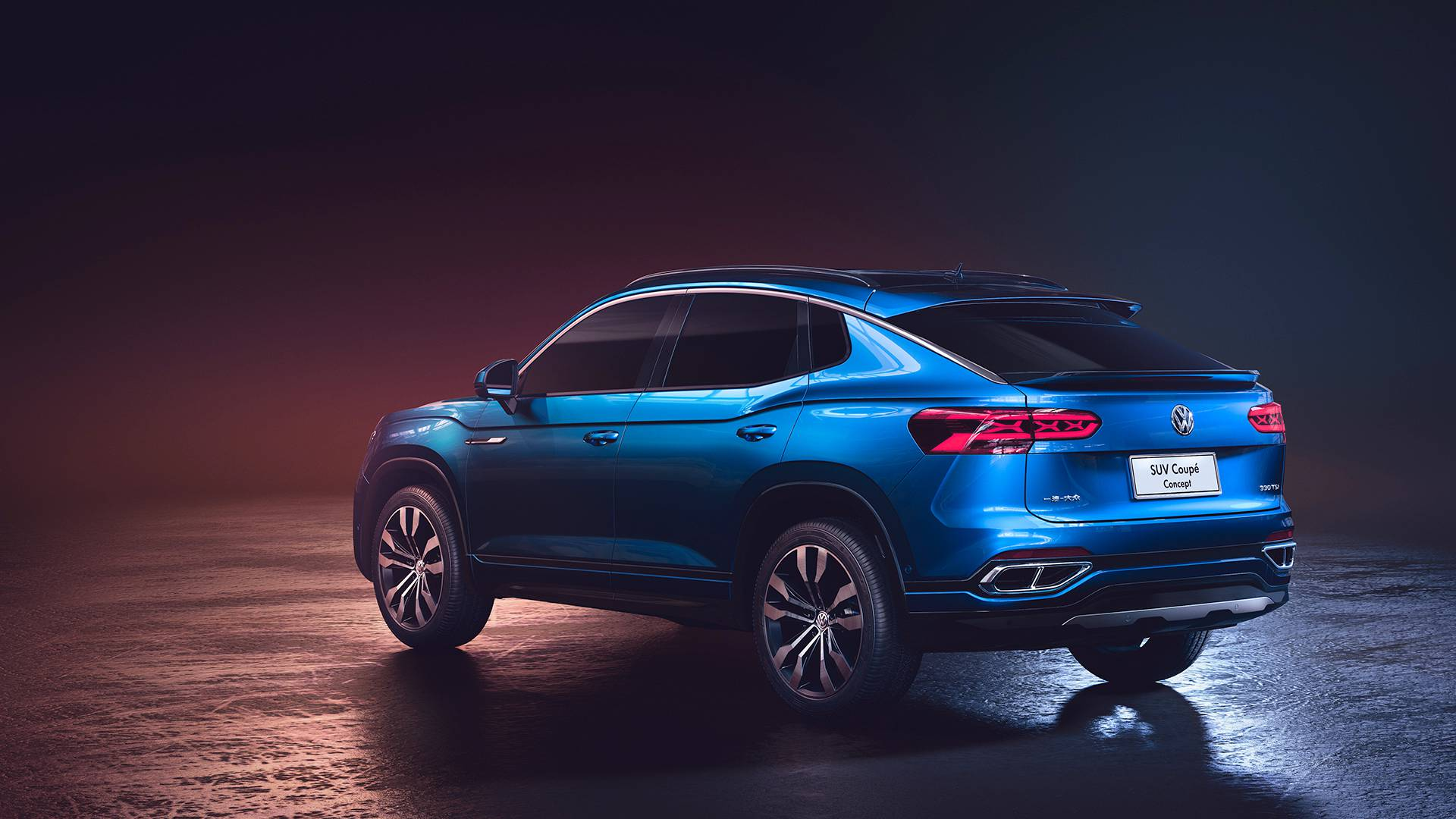 2d741be7 Vw Suv Coupe Concept 2