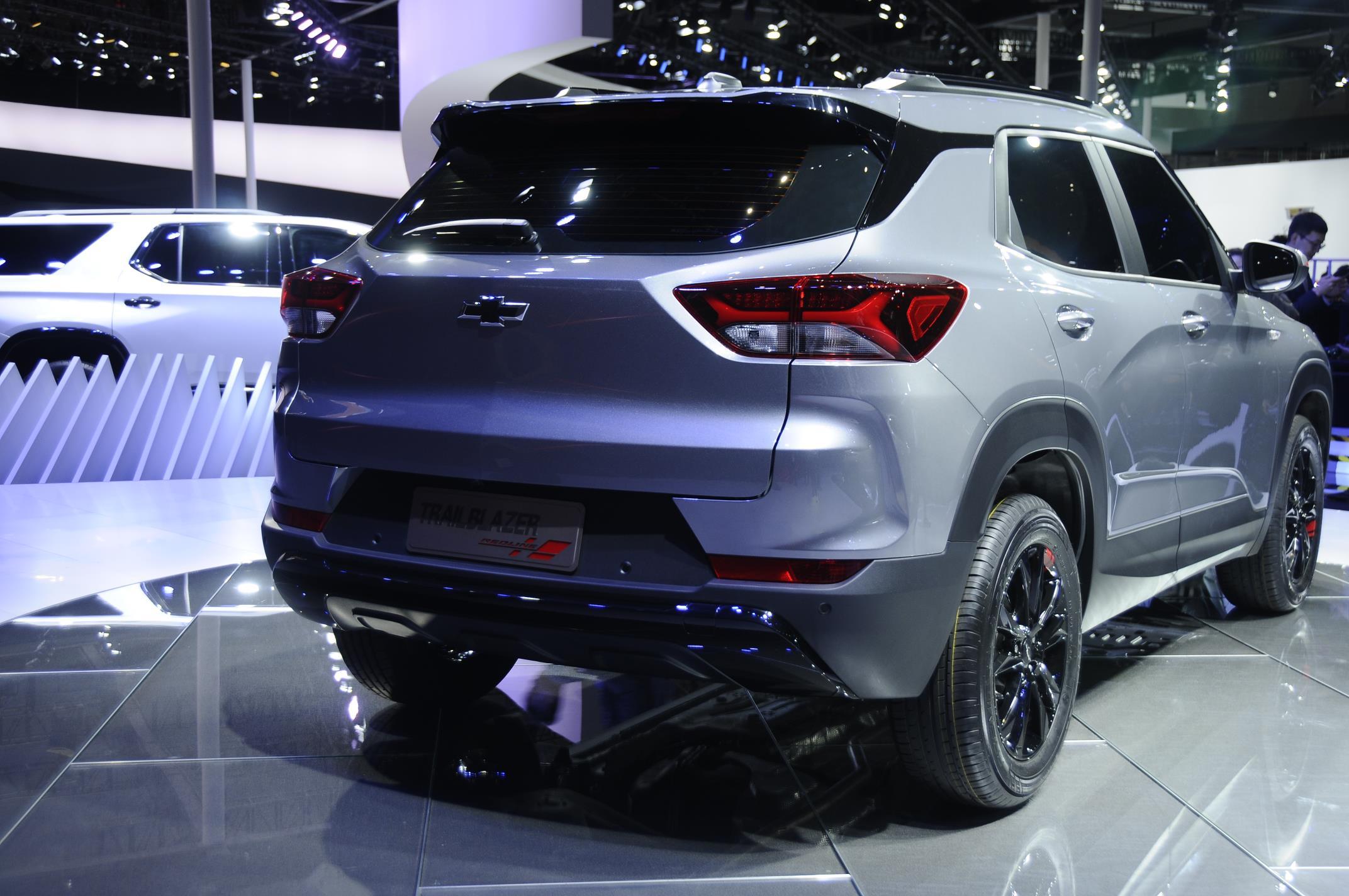 Nova geração do Chevrolet Tracker