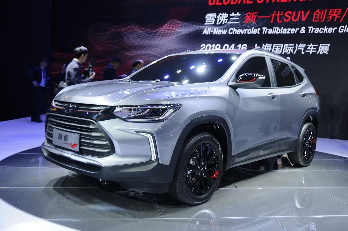 Novo Chevrolet Tracker