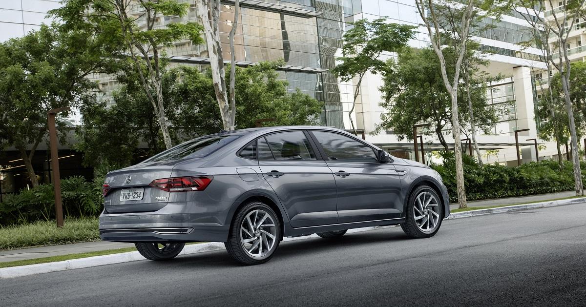 Volkswagen Gibt Südamerika Strategie Mit Neuem Kompaktmodell Virtus Weiter Schub