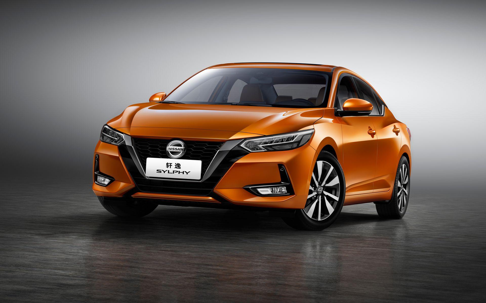 E877d1da 2020 Nissan Sylphy 1