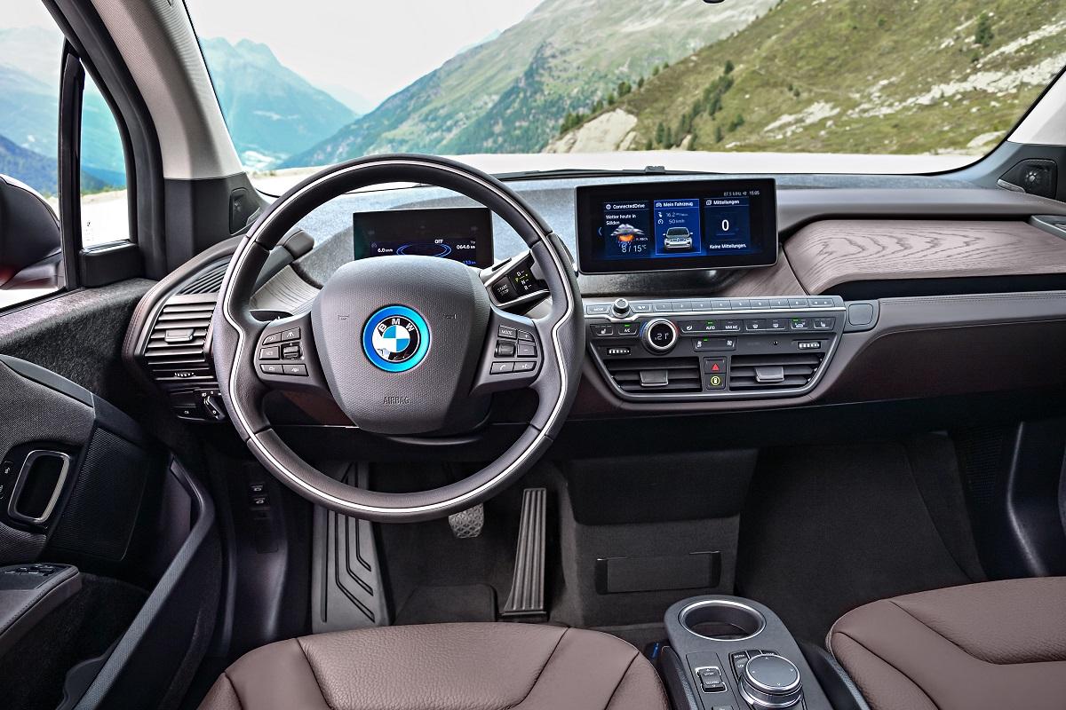 Novo BMW i3
