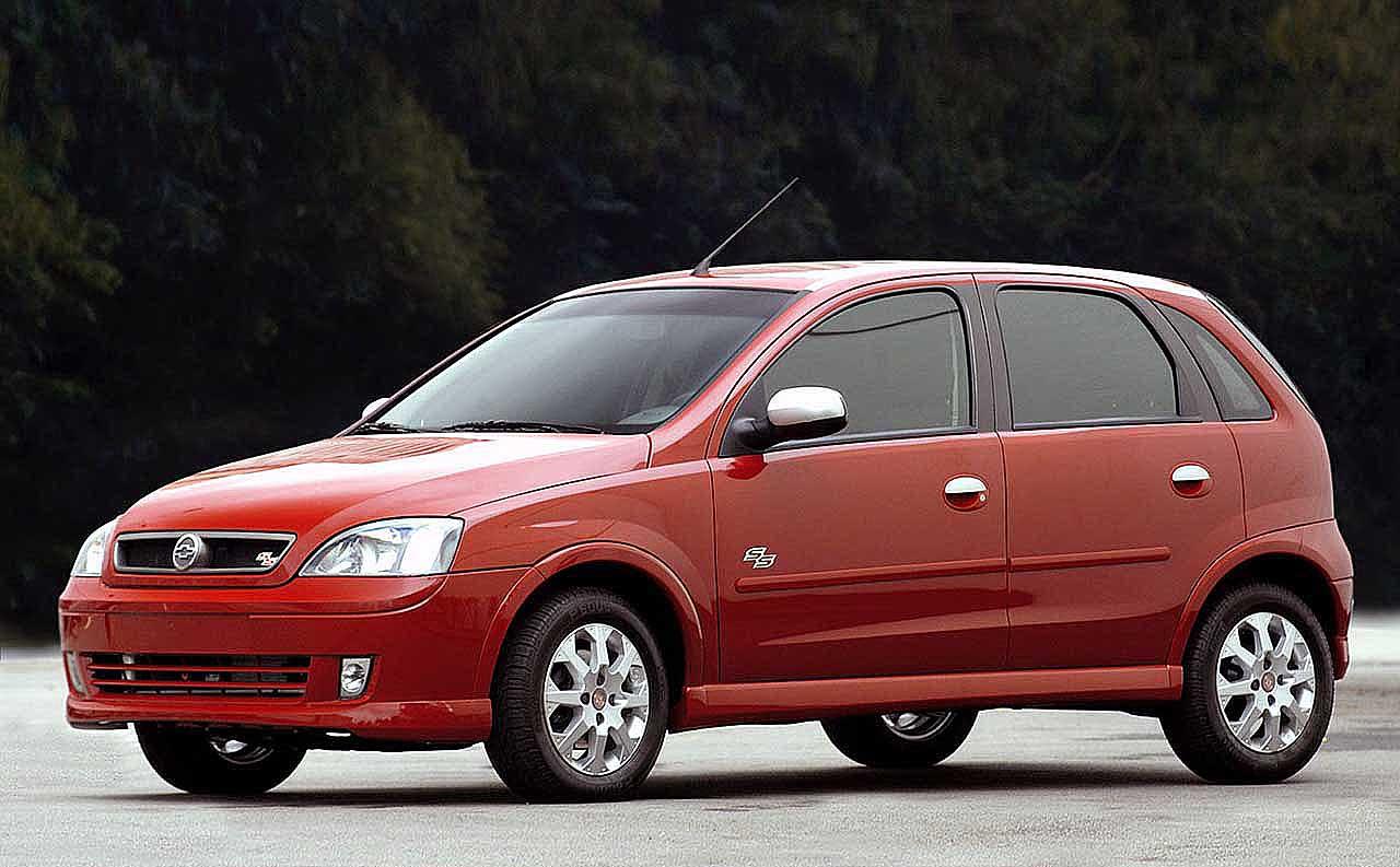 Novo Chevrolet Corsa Ss 1.8 Flexpower 2006. (brasil) X06ch Cs010br