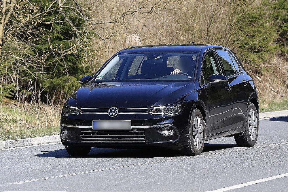 Segredo Volkswagen Golf mk8