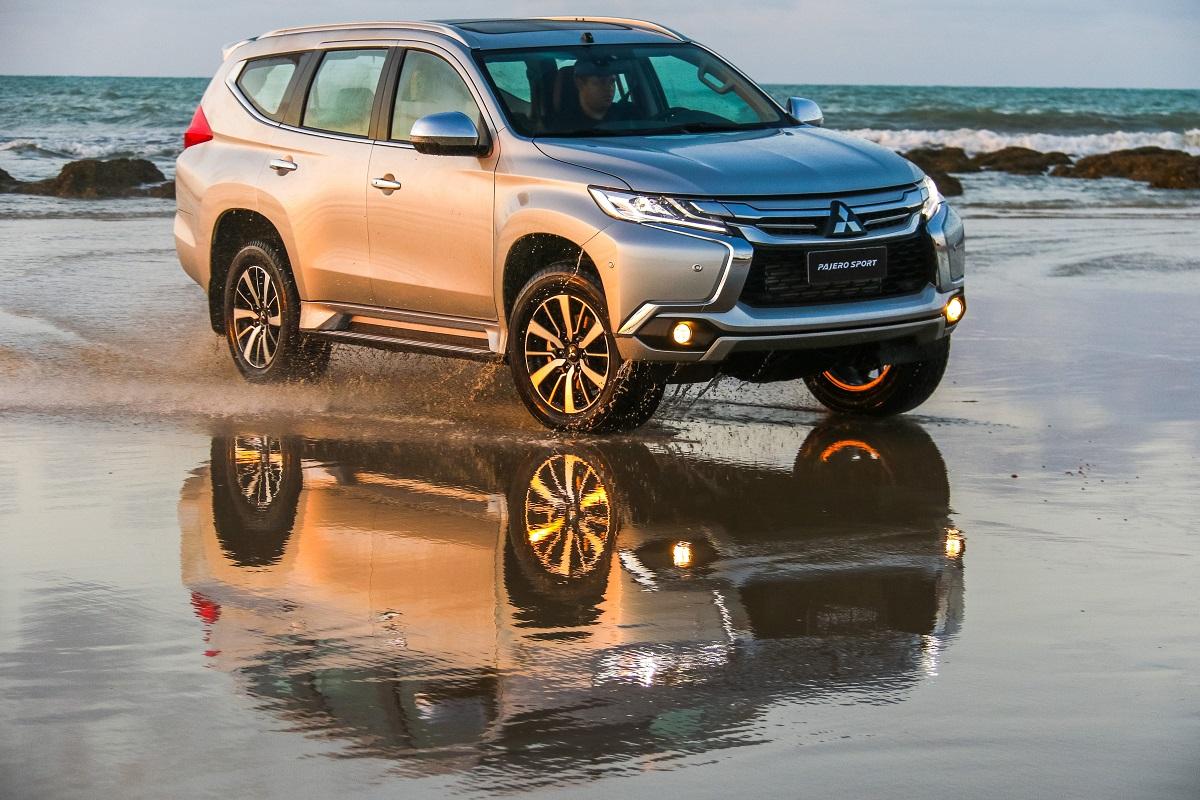 Novo Mitsubishi Pajero Sport