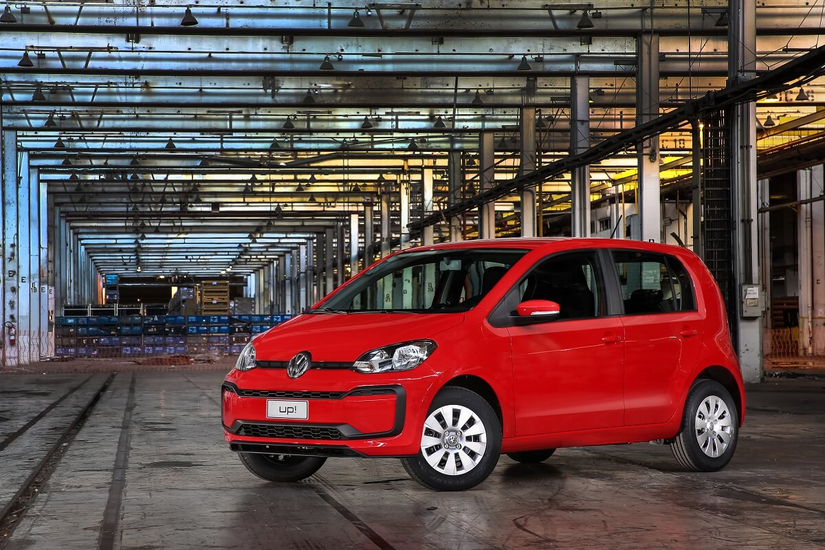 Volkswagen up! MPI