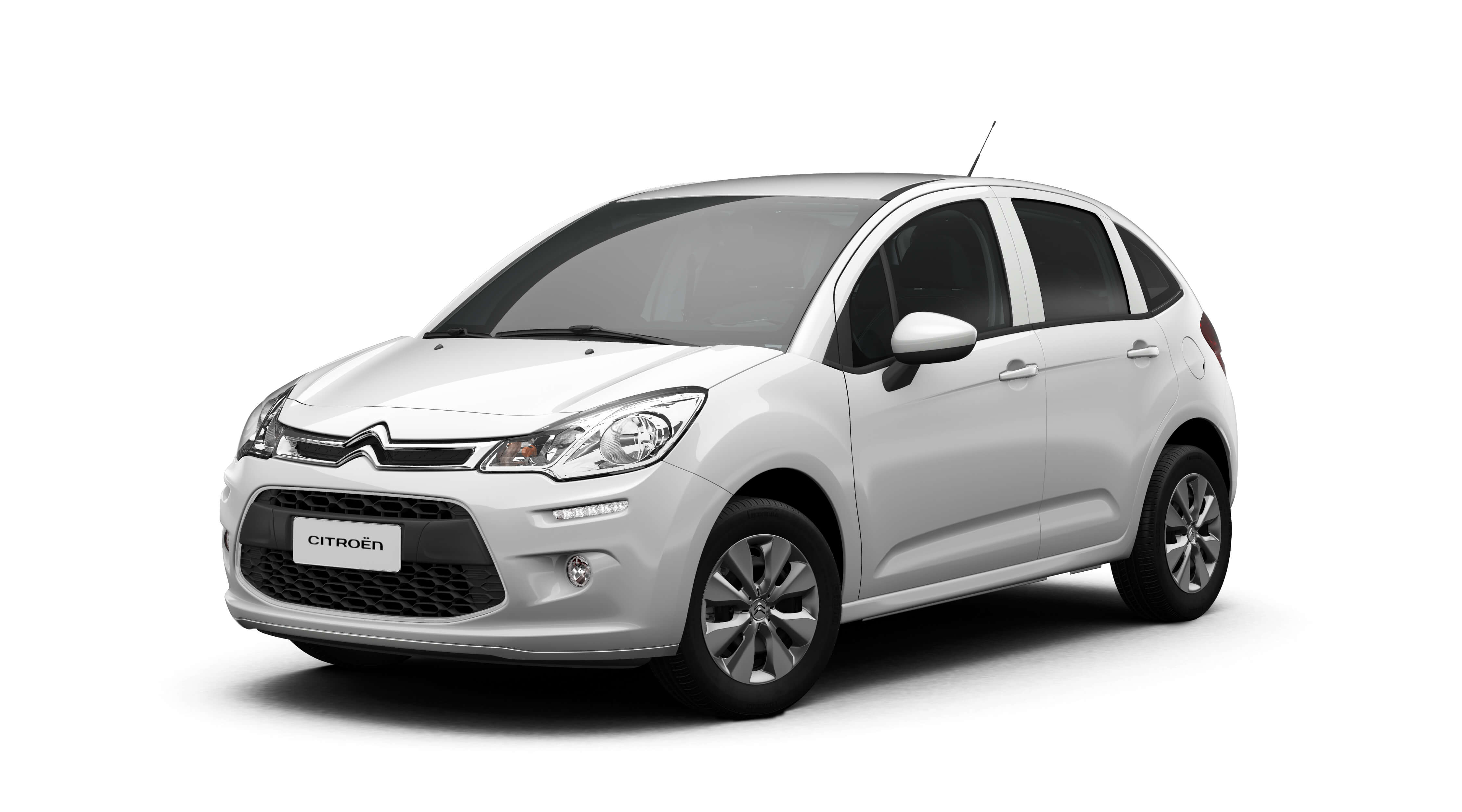 Citroën C3 Attraction ficou R$ 1.100 mais cara
