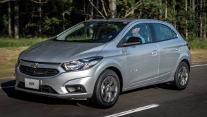 Chevrolet Onix Advantage