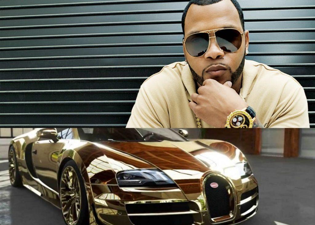 Flo Rida Dui In Bugatti Celebritytreat Wordpress.com Diamond Exotic Rentals 1024x732