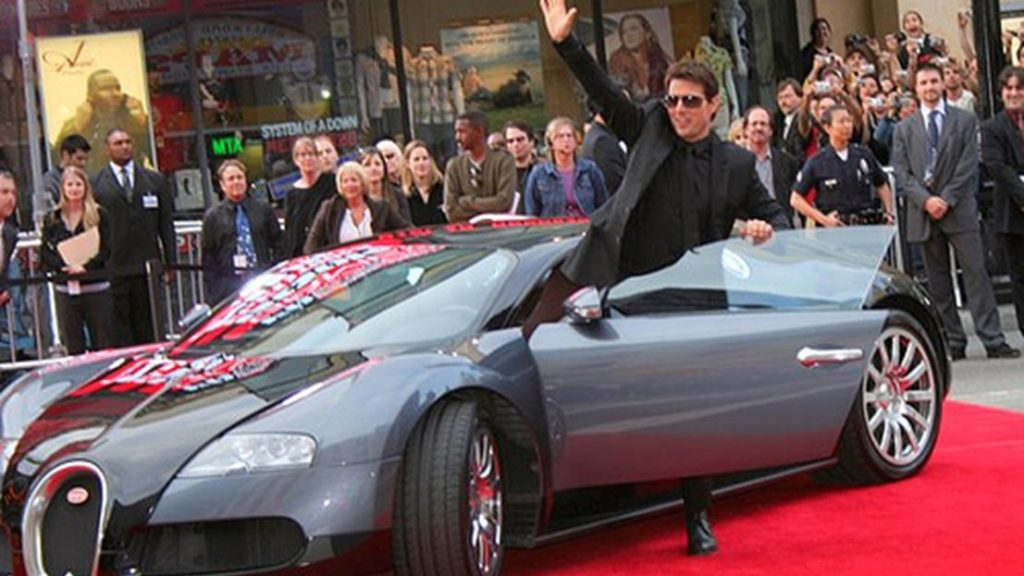 Tom Cruise Made A Bugatti Look Bad Having Trouble Opening Door At Mission Impossible Iii Premiere Pressroomvip.online 1024x576