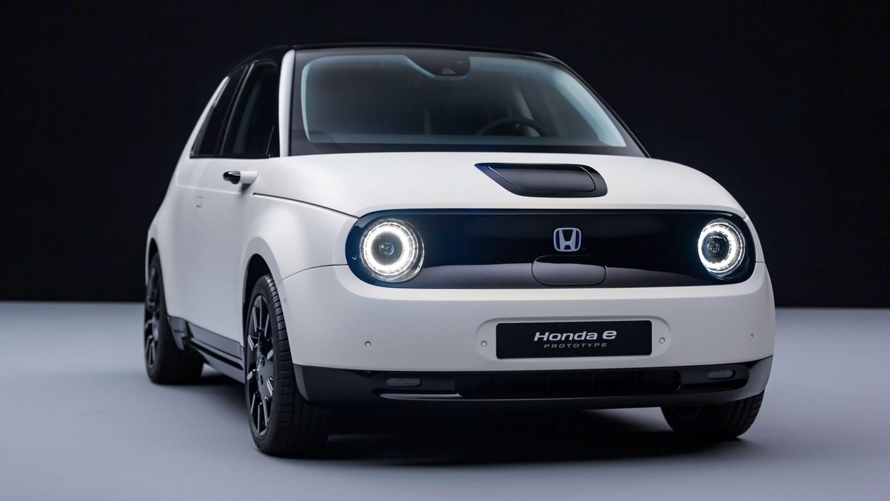 Honda E Ev 050