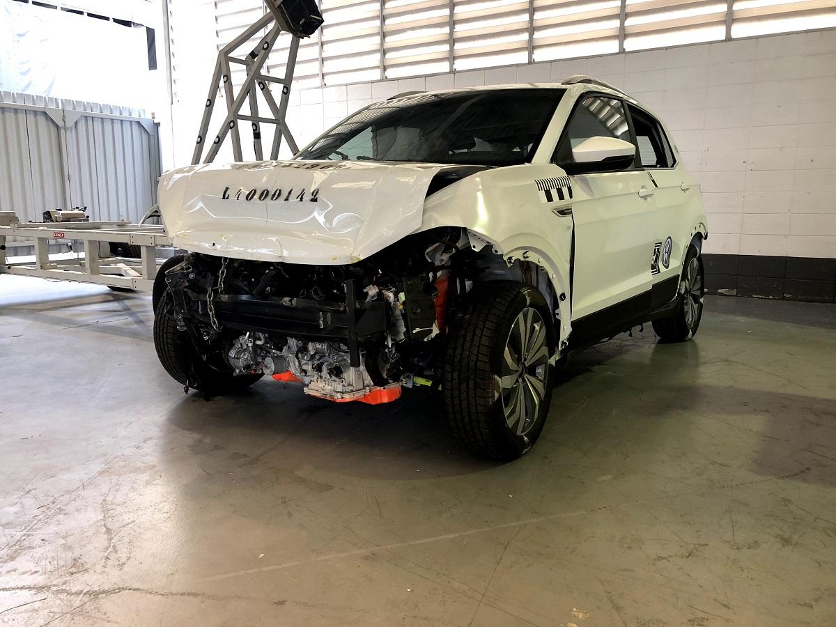 Crash Test Volkswagen