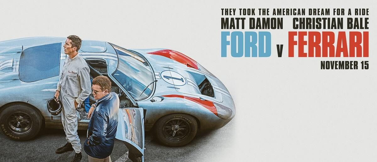 Ferrari vs. Ford