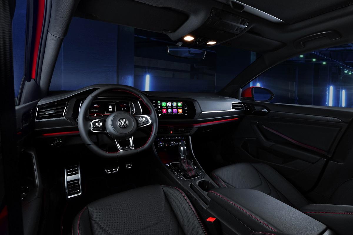 As medidas são as mesmas das outras versões do Volkswagen Jetta