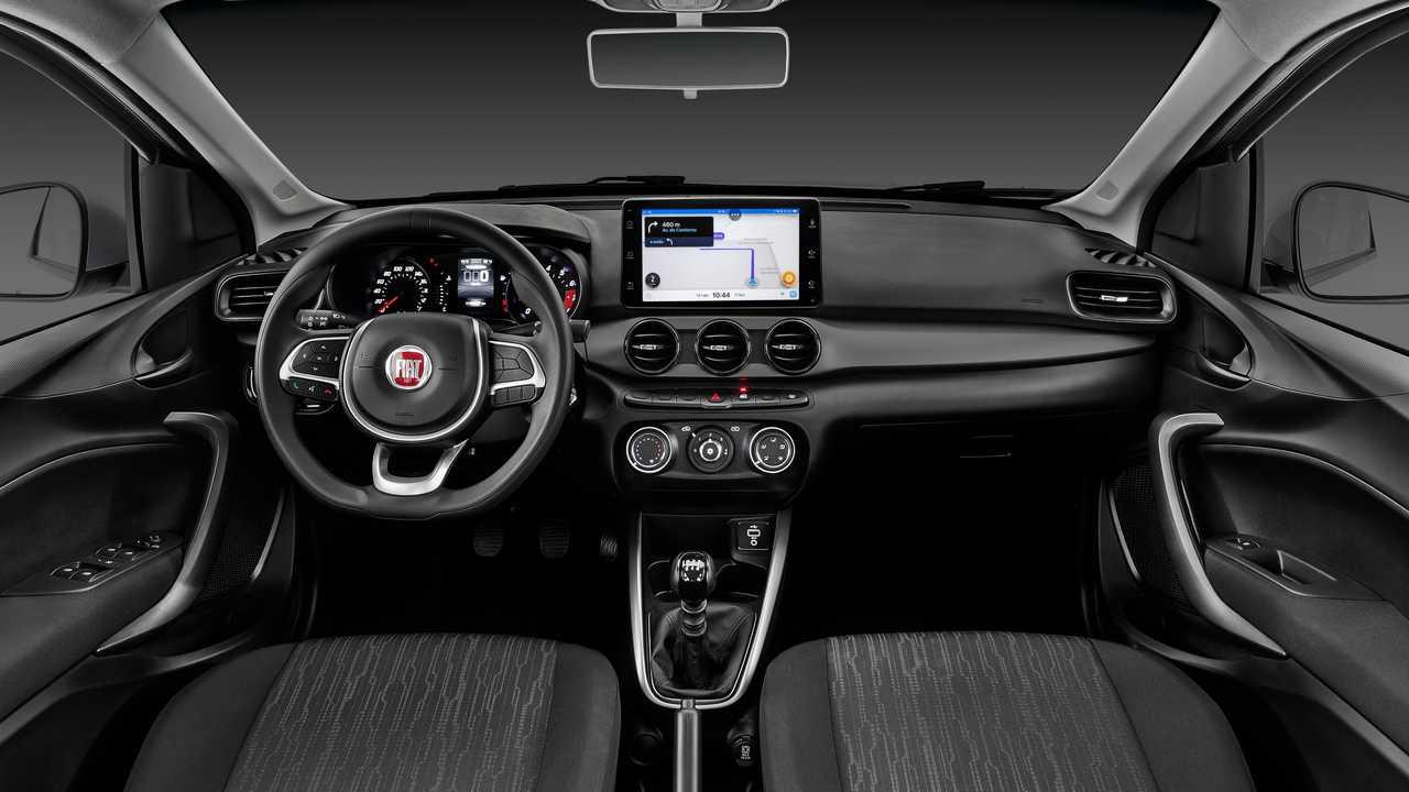 Fiat Argo Seleção