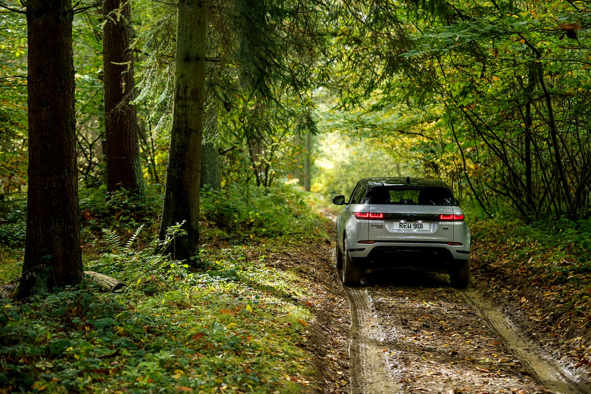 Novo Land Rover Range Rover Evoque