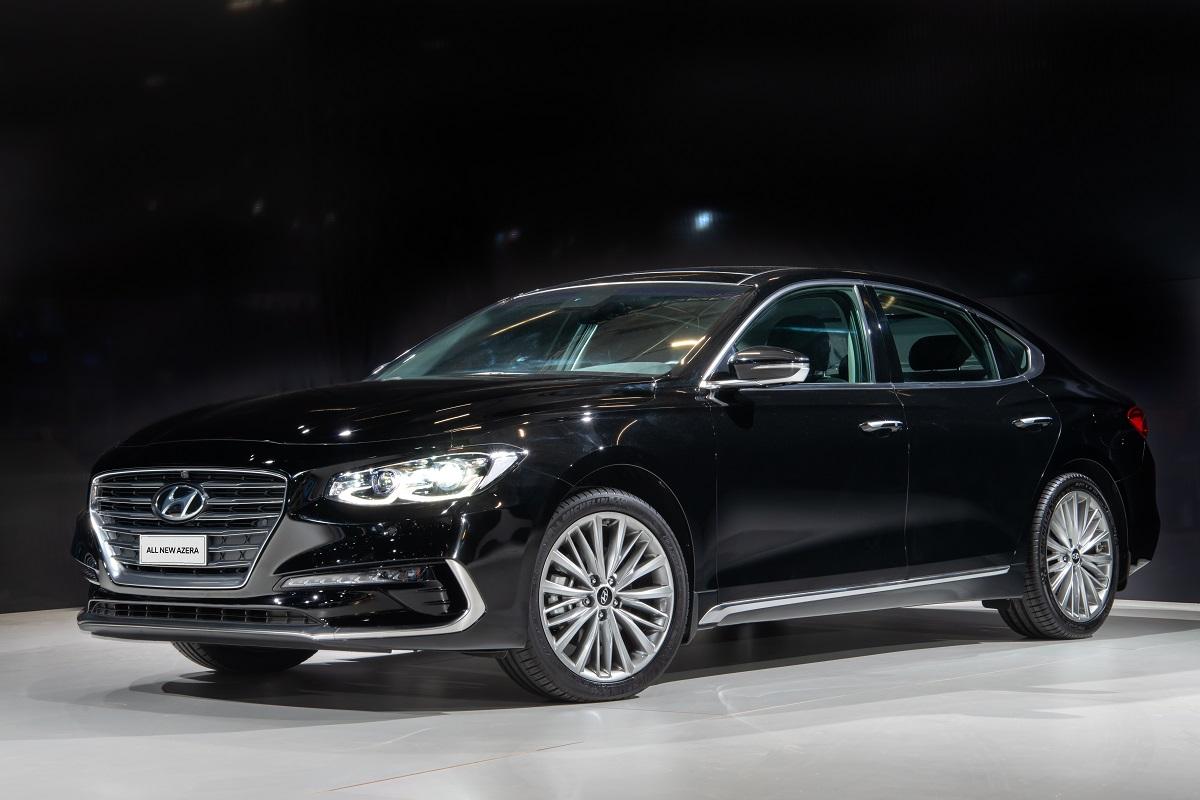 Hyundai All New Azera