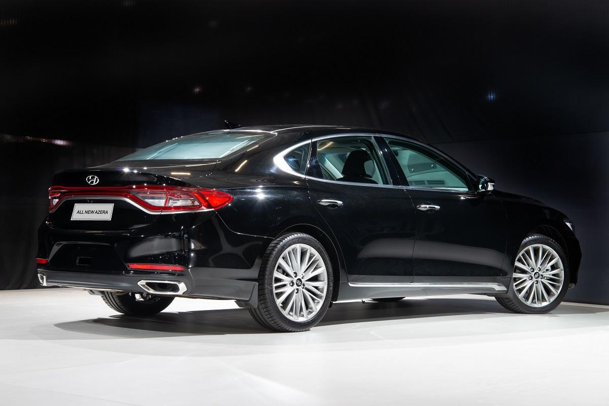 Hyundai All New Azera 4