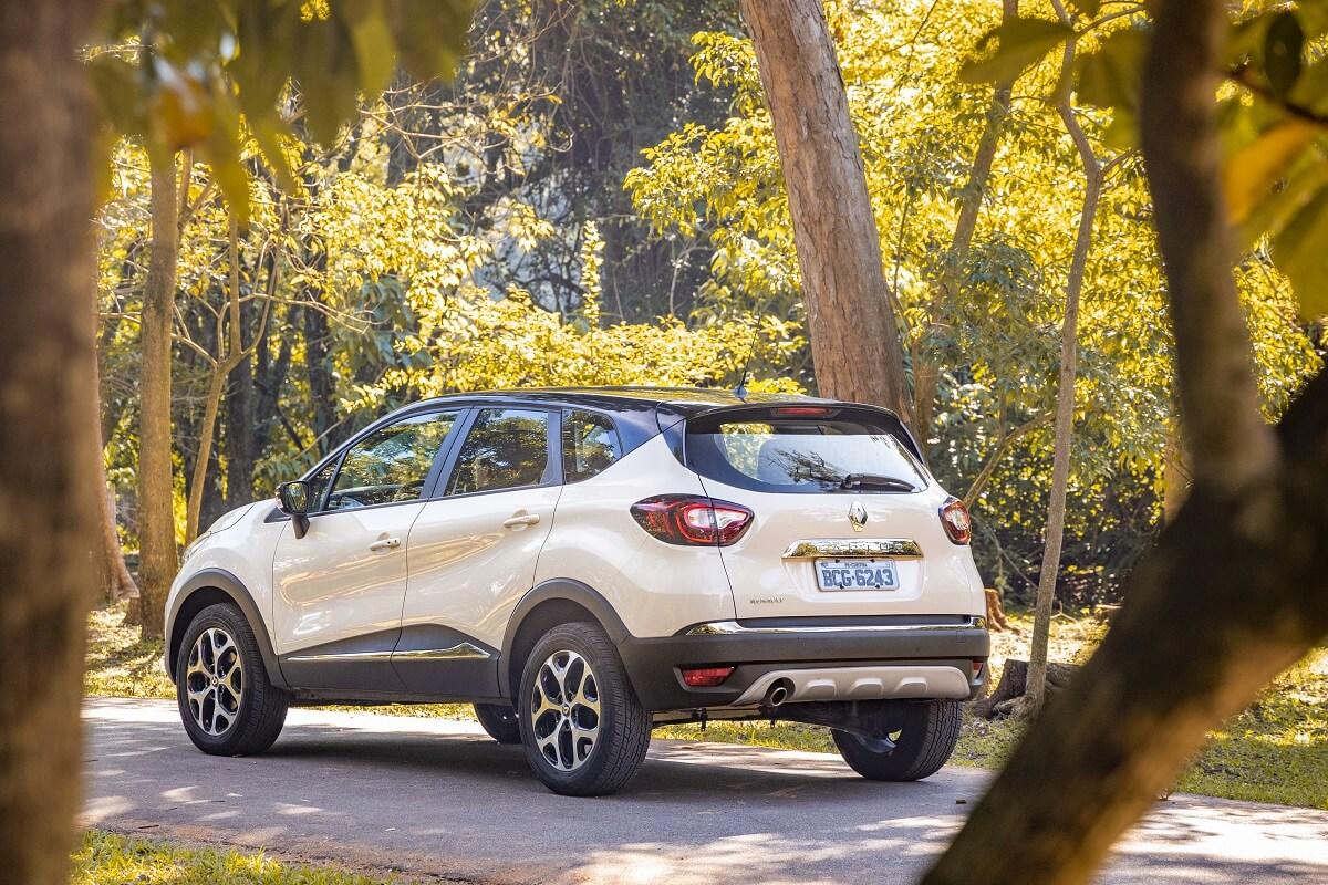 Renault Captur Intense 1.6 CVT