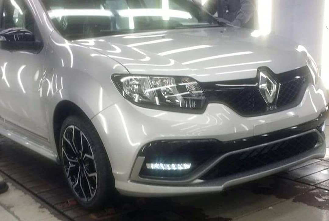 Novo Renault Sandero RS
