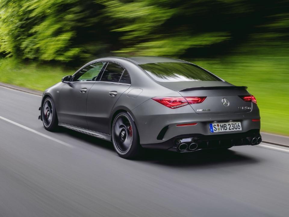 Mercedes-AMG CLA45 S 4MATIC+
