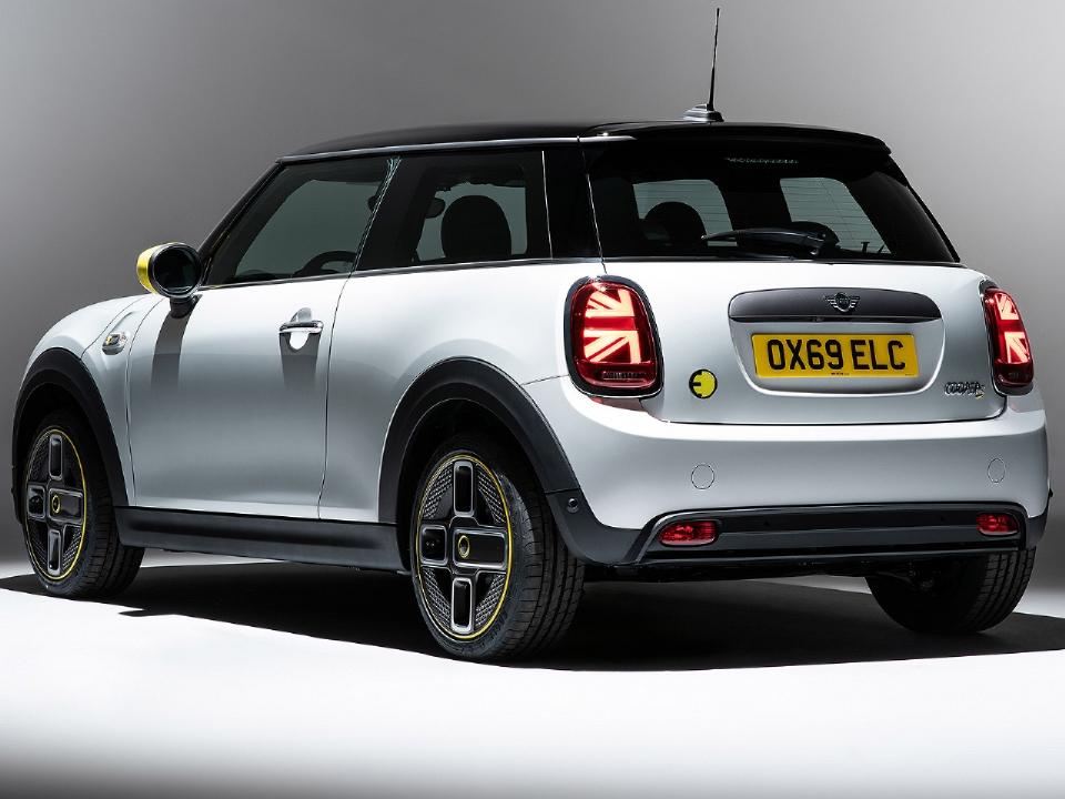 Mini Electric é o primeiro 100% elétrico da marca britânica Mini