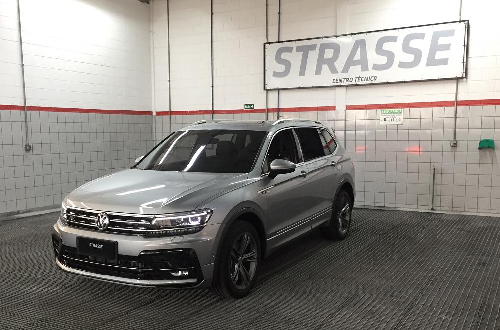 Volkswagen Tiguan Allspace R-Line com preparação Oettinger